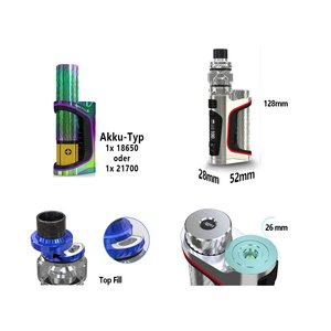Eleaf iStick Pico S - Set