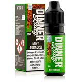 Dinner Lady - Mint Tobacco - 10 ml 6 mg