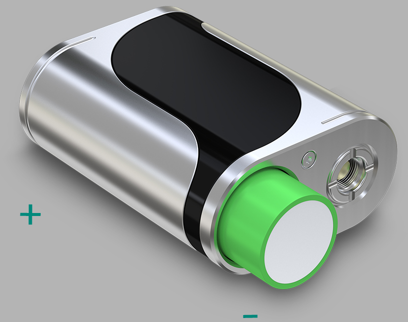 austauschbare 18650 Batterie eleaf iStick pico 25